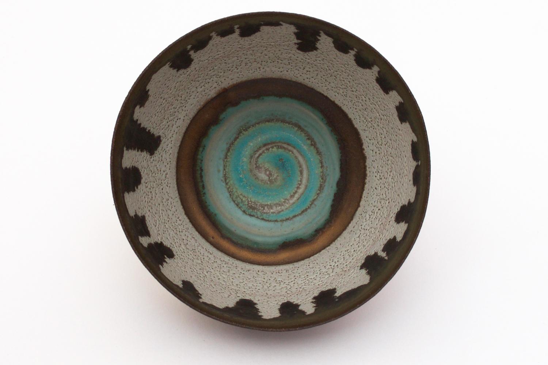 Peter Wills Stoneware Bowl 153