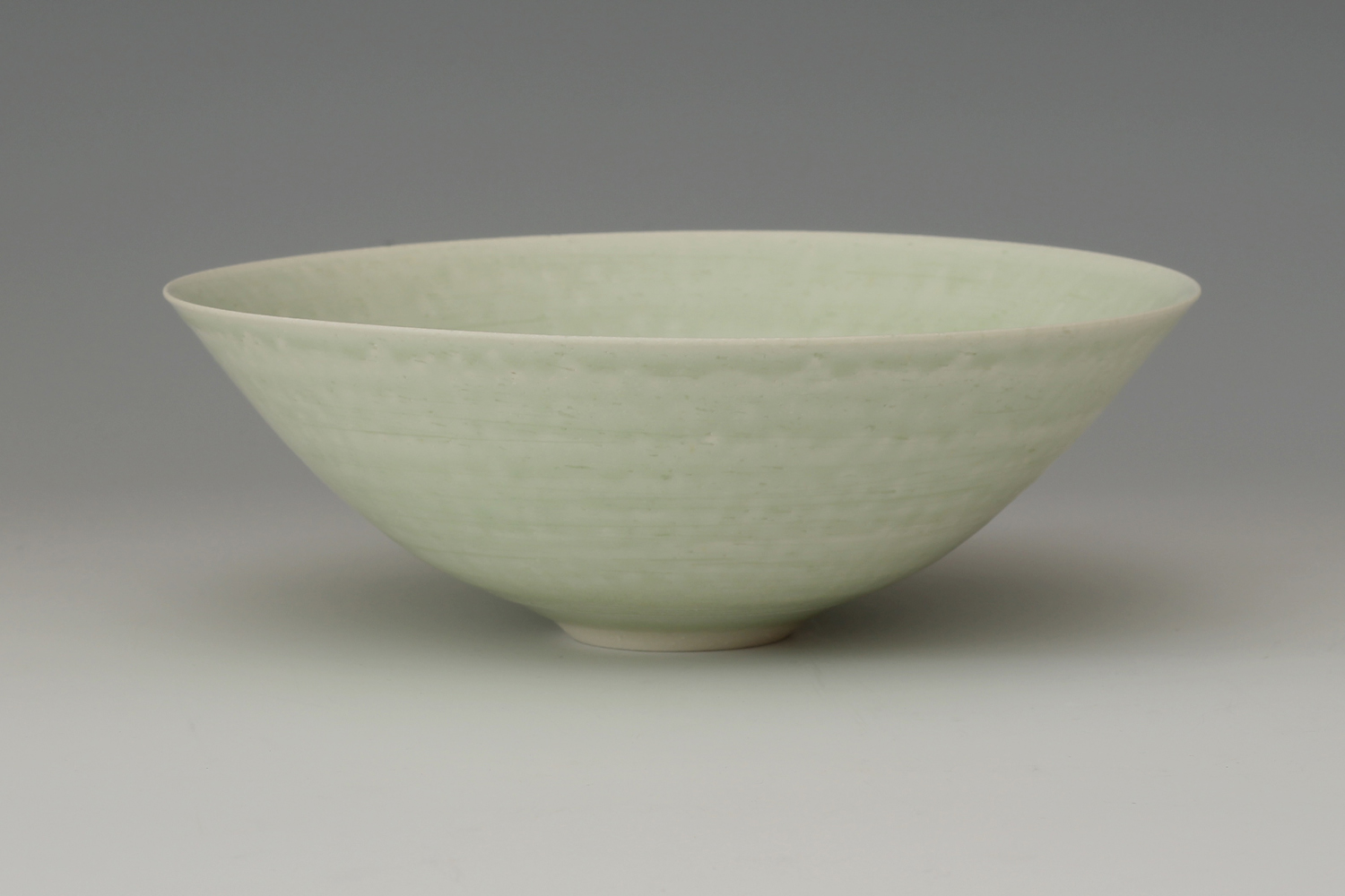 Peter Wills Ceramic Pale Green Bowl 179