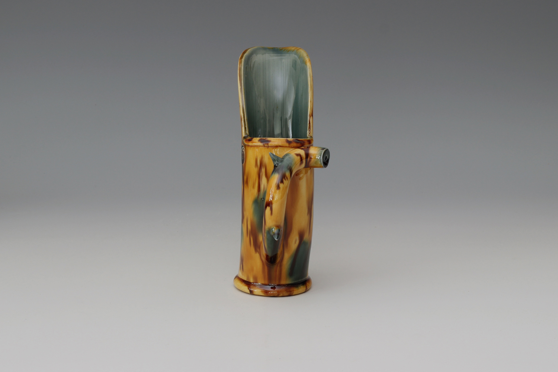 Walter Keeler Ceramic Earthenware Thorn handled Jug 047