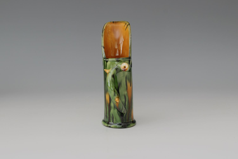 Walter Keeler Ceramic Earthenware Thorn handled Jug 048