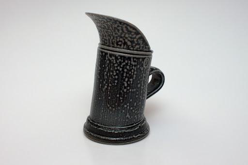 Walter Keeler Ceramic Salt Glazed Jug 014