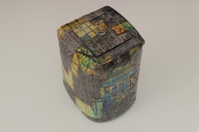 Robert Cooper Ceramic Jar 06