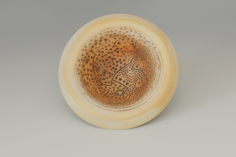 Geoffrey Swindell Ceramic Bowl 012