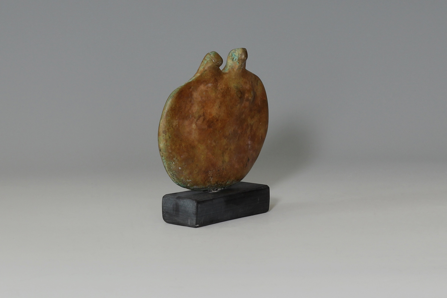 Peter Hayes Small Bronze Couple