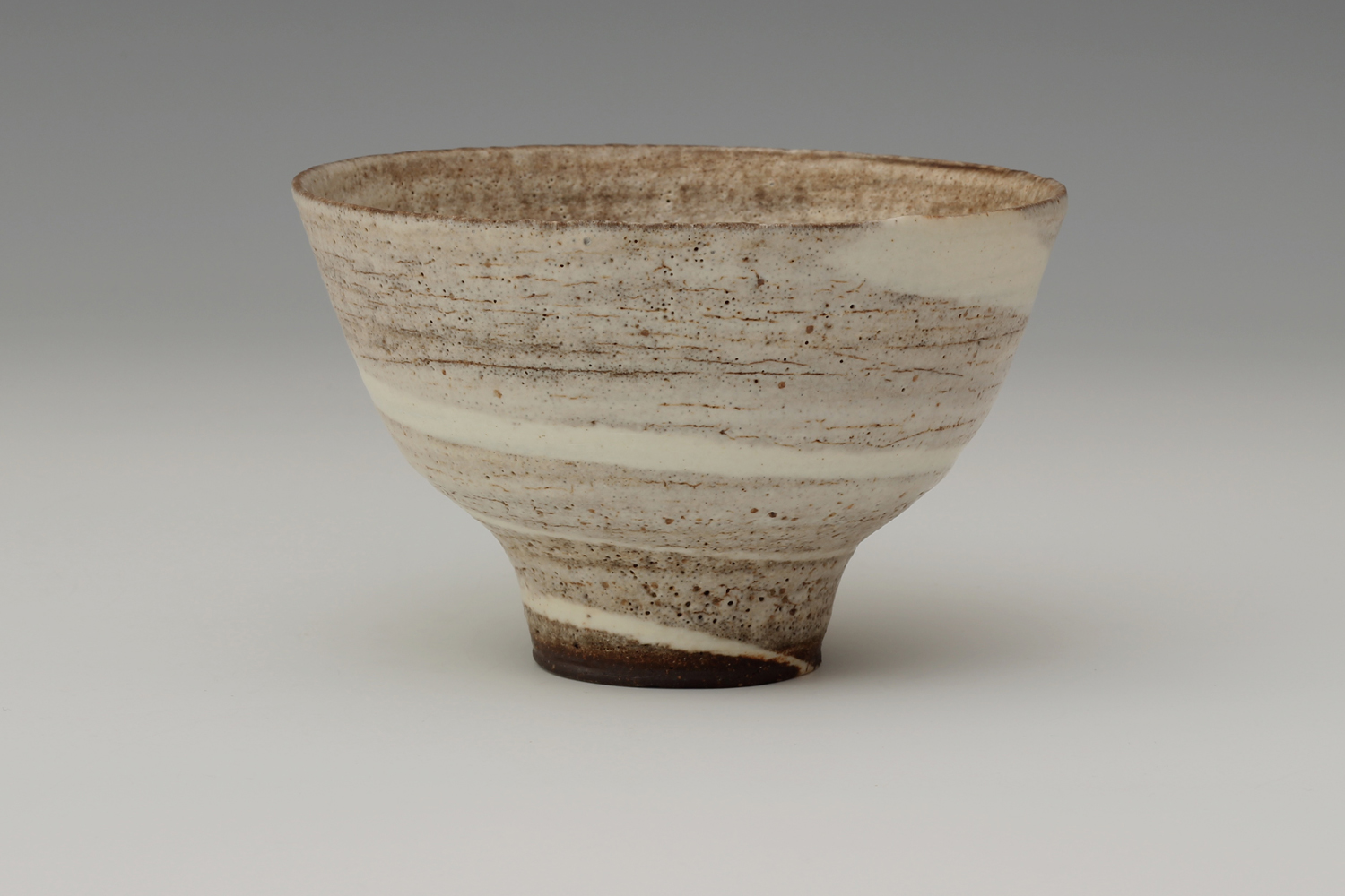 Peter Wills Ceramic Agate-ware Bowl 172
