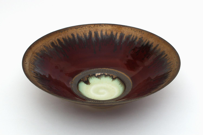 Peter Wills Porcelain Bowl 123