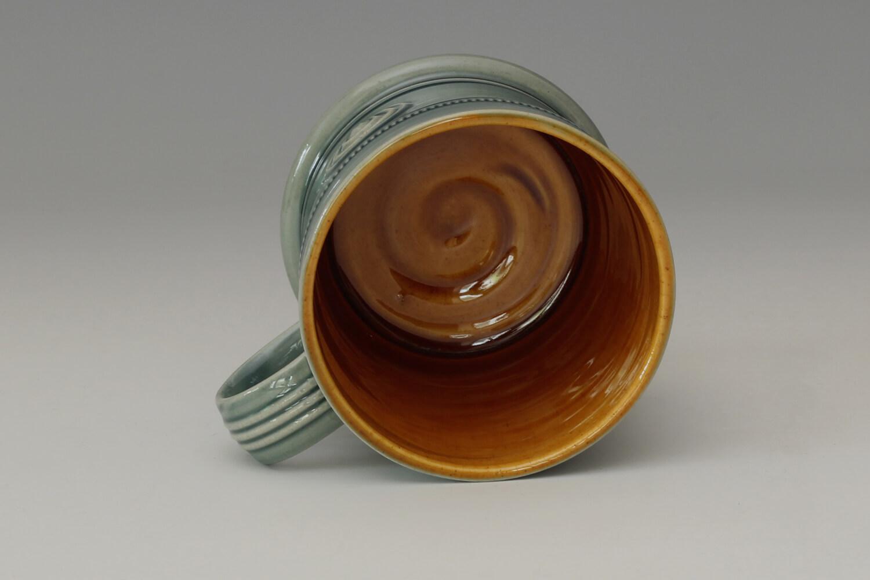 Walter Keeler Earthenware Ceramic Mug 073