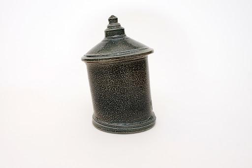 Walter Keeler Ceramic Jar 11