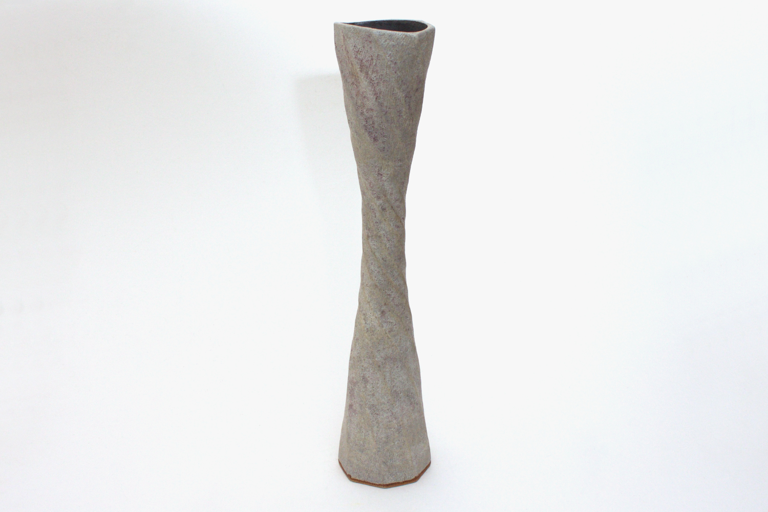 Chris Carter Ceramic Waisted Form 053