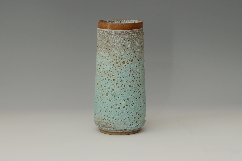 Deirdre Burnett Ceramic Cylinder Form 07
