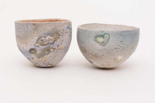 Elspeth Owen Two Small Ceramic Jars