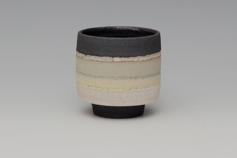 Rosalie Dodds Ceramic Pale Coloured Bowl 07
