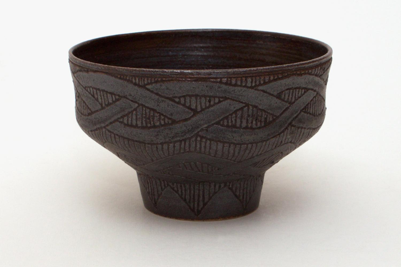 Chris Carter Ceramic Tea Bowl 032