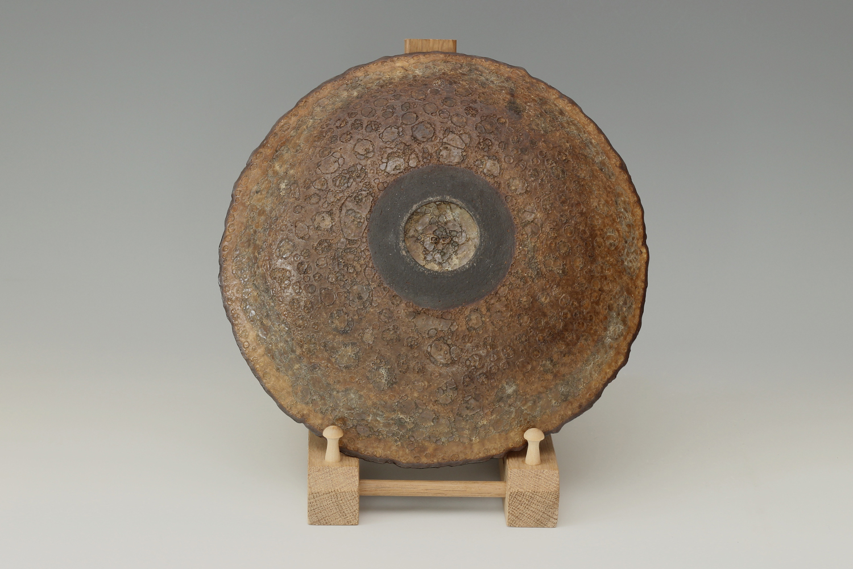 Deirdre Burnett Ceramic Double Rim Bowl 08