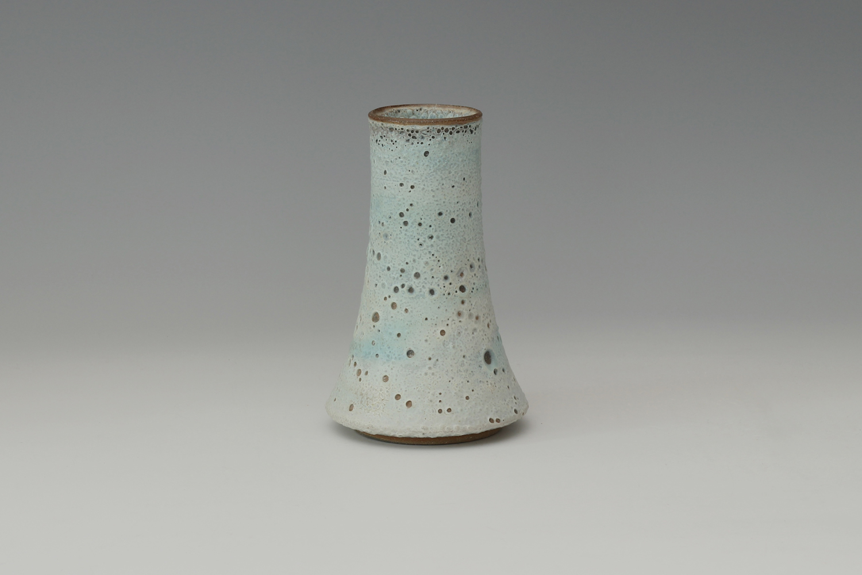 Deirdre Burnett Ceramic Flask Form 04