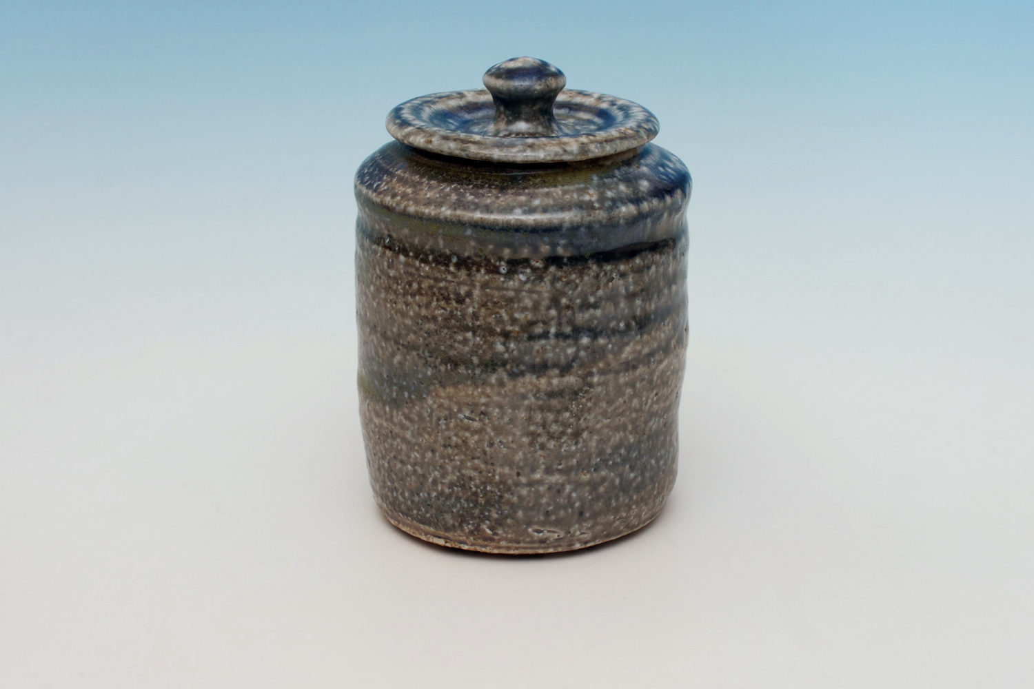 Sandy Lockwood Ceramic Jar 033