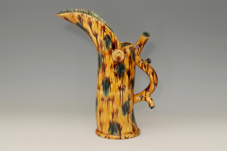 Walter Keeler Large Ceramic Earthenware Jug 043
