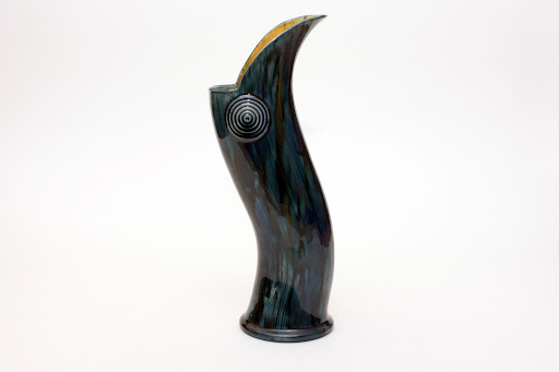 Walter Keeler Tall Earthenware Jug 02