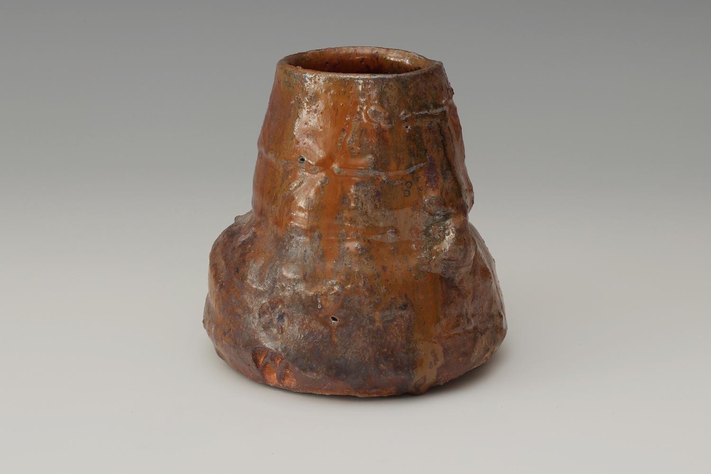 Charles Bound Ceramic Vessel 022