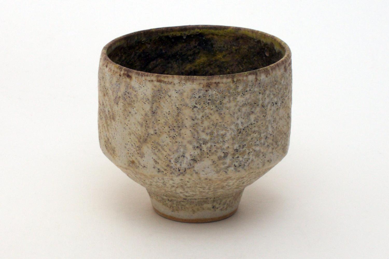 Chris Carter Ceramic Cut-Sided Tea Bowl 36