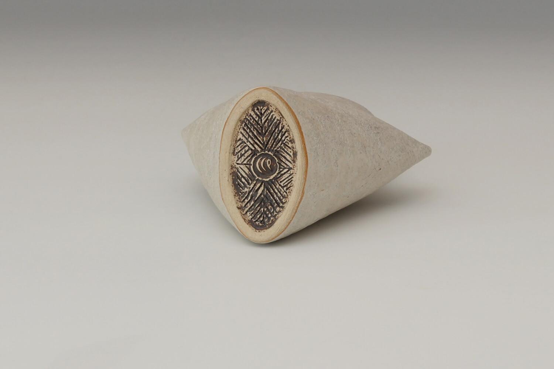 Chris Carter Ceramic Mask Form 68