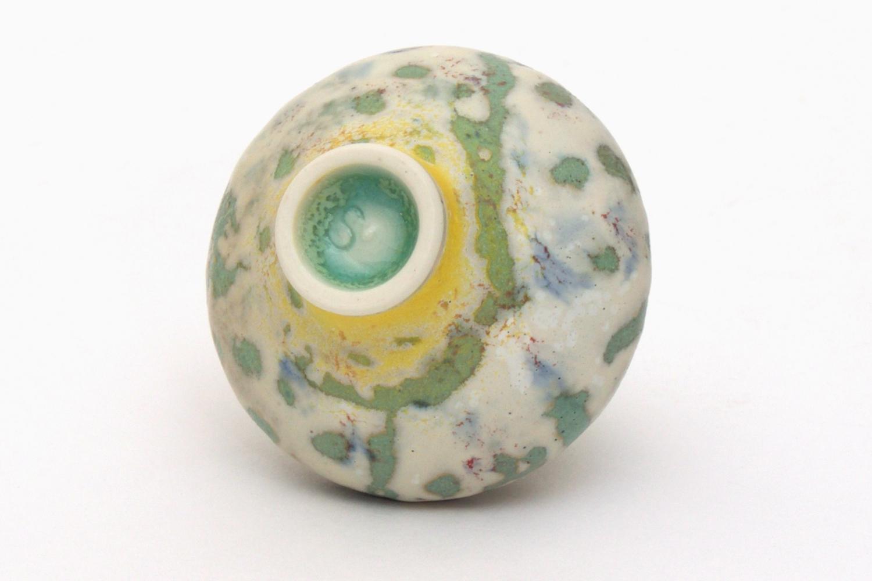Geoffrey Swindell Miniature Ceramic Form 04
