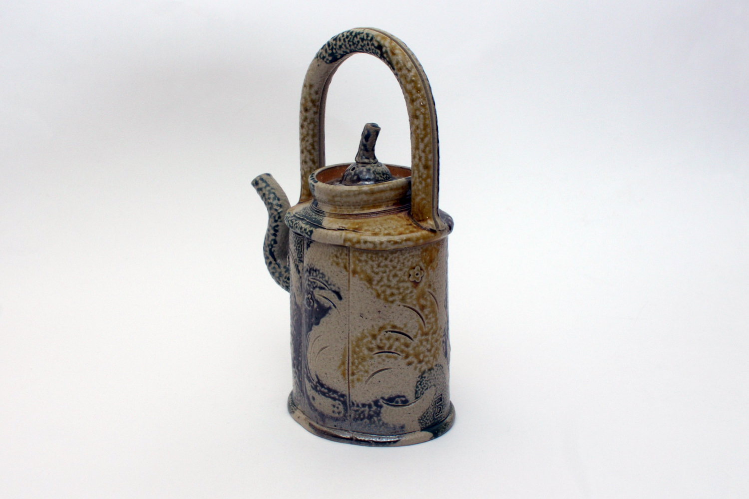 Peter Meanley Ceramic Tea Pot 28
