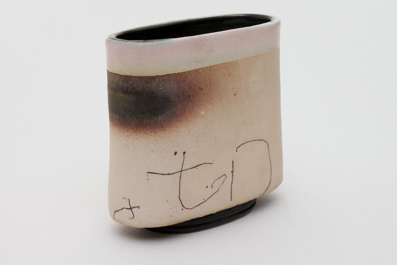 Sam Hall Small Porcelain Vessel 01