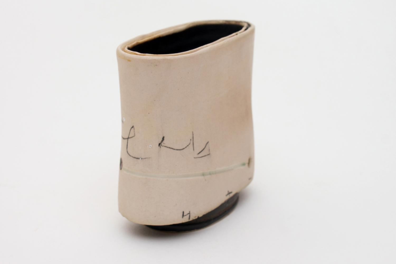 Sam Hall Small Porcelain Vessel 02