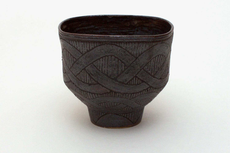 Chris Carter Ceramic Tea Bowl 031