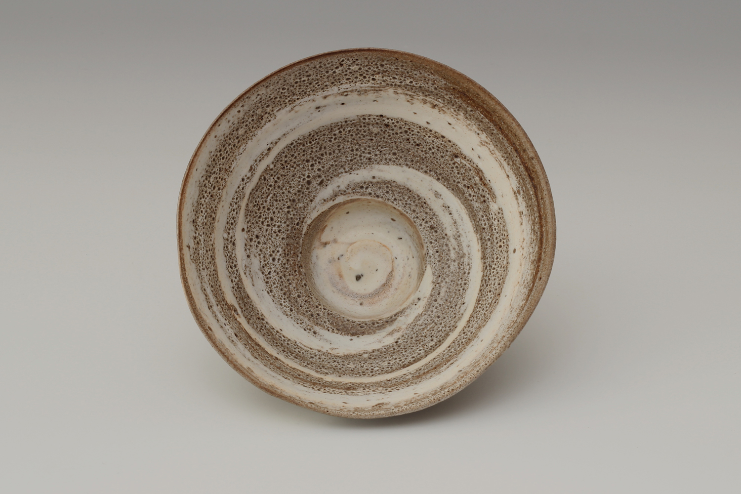 Peter Wills Ceramic Agate-ware Bowl 173