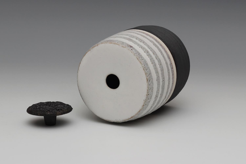 Rosalie Dodds Ceramic Jar 019