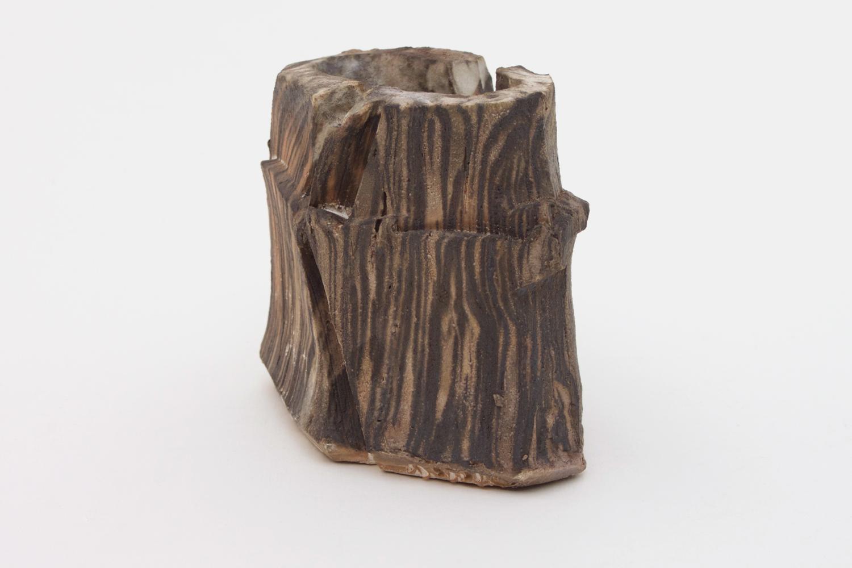 Eric Astoul Small Ceramic Vase