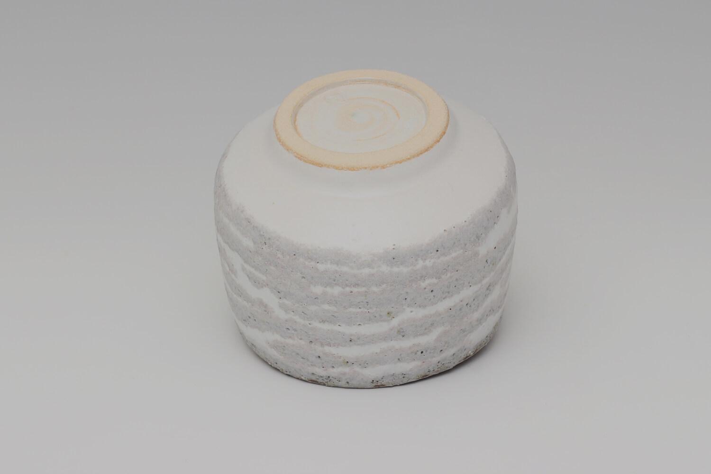 Rosalie Dodds Ceramic Grey, White & Black Bowl 09