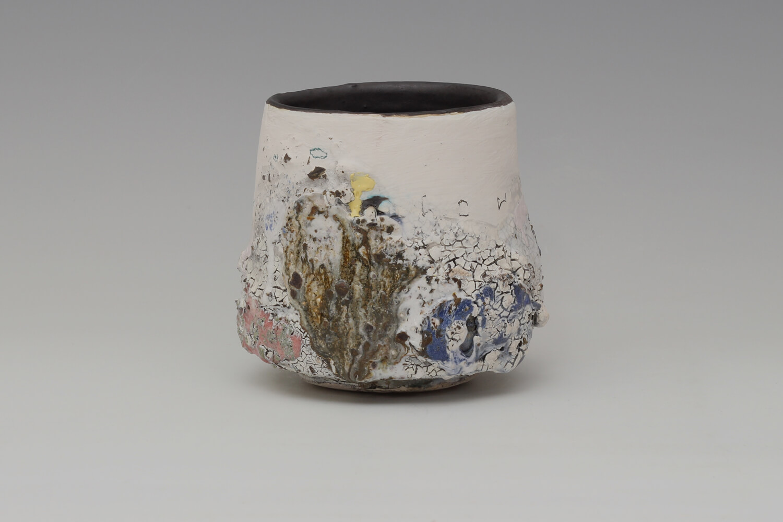 Sam Hall Ceramic Tea Bowl 030