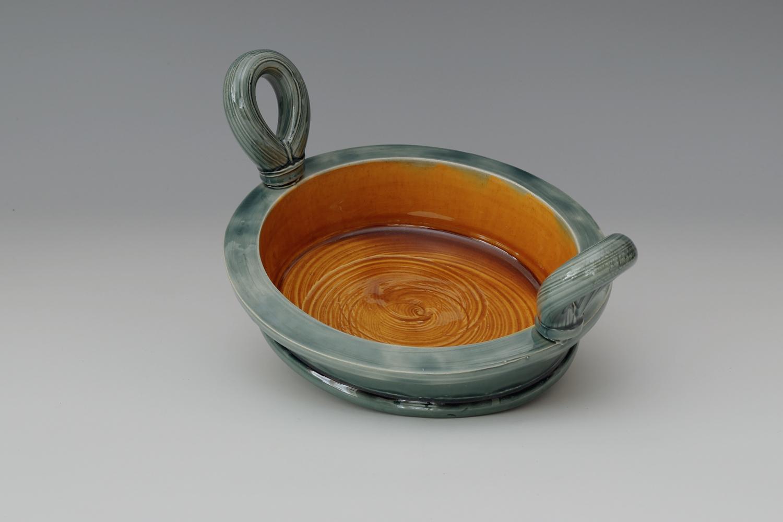 Walter Keeler Ceramic Earthenware Dish 01