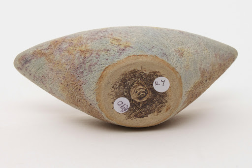 Chris Carter Boat Shaped Ceramic Bowl 07