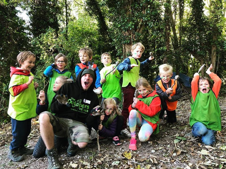 The Outdoors Project Franchise