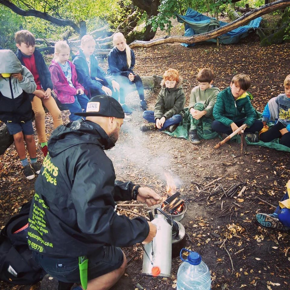 Become an Outdoors Instructor