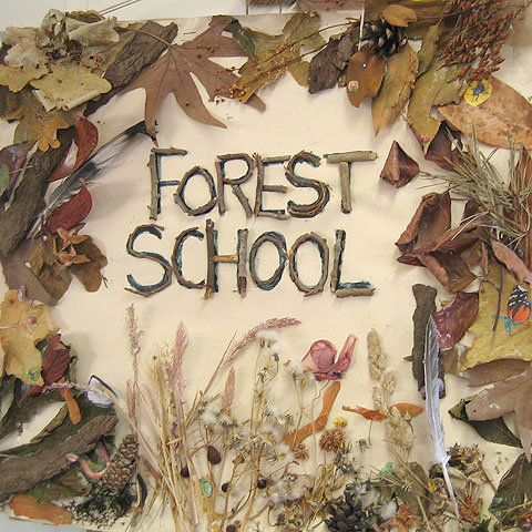 Forest School at The Outdoors Project