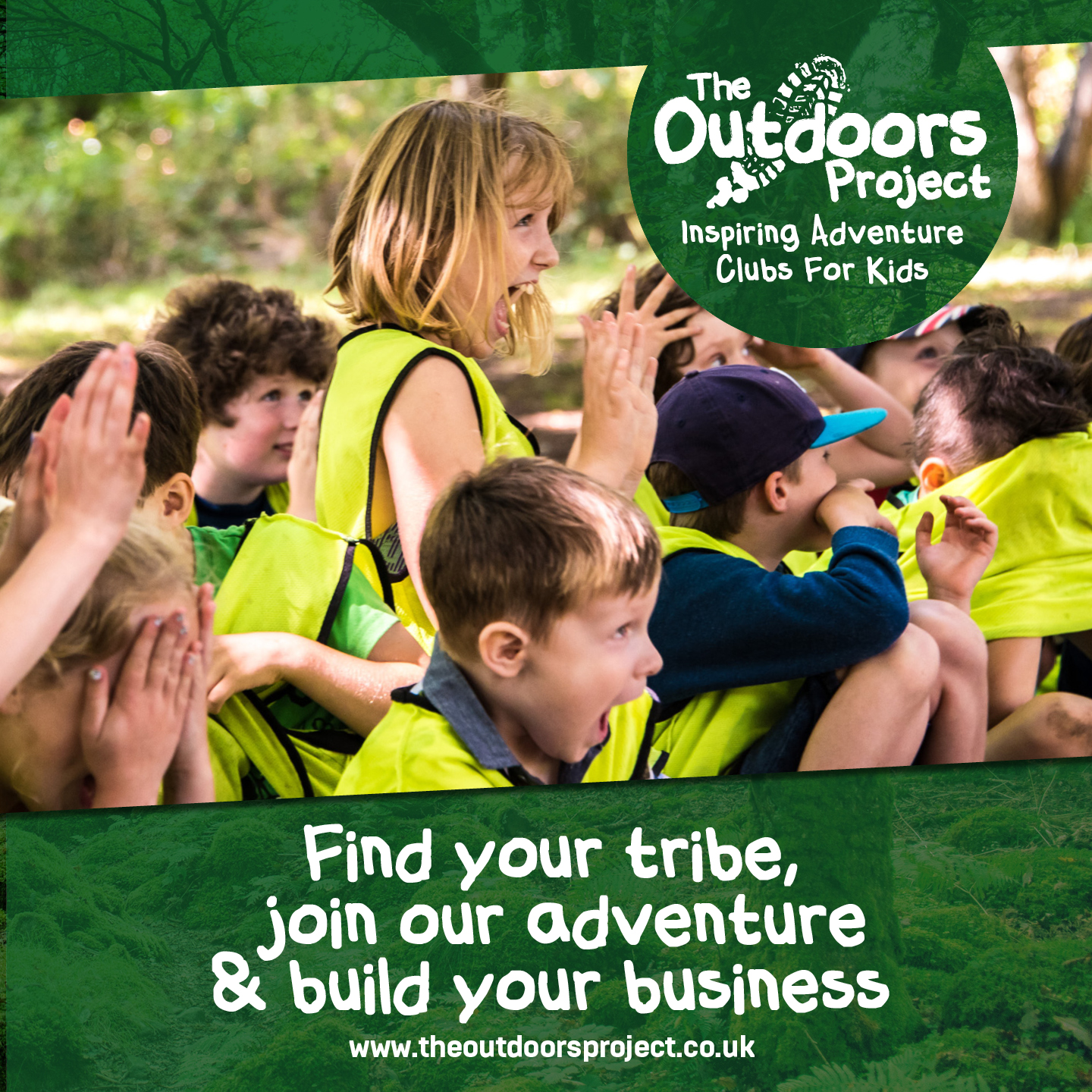 How You Can Run Your Own The Outdoors Project Franchise