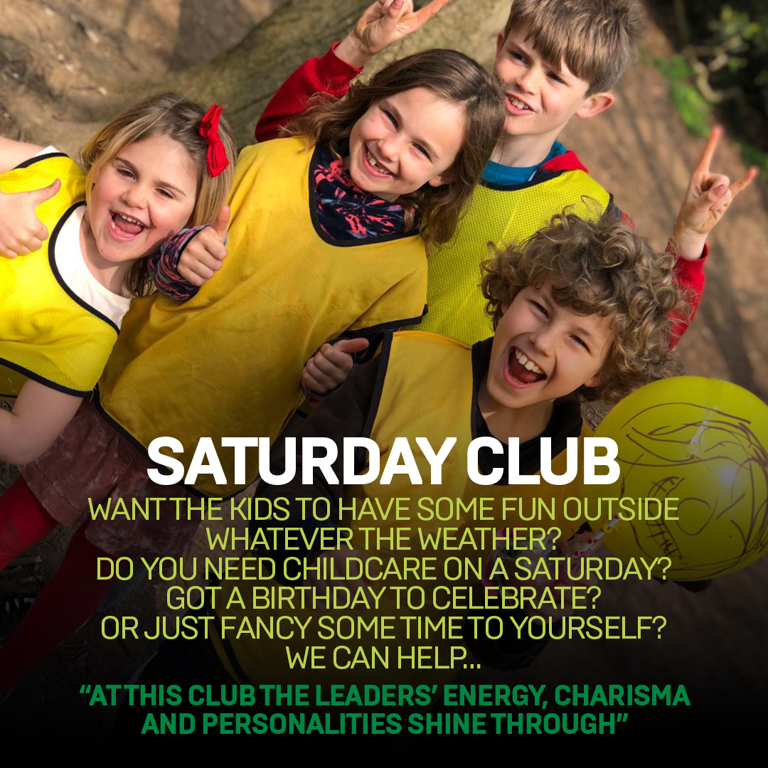 WEEKEND CLUBS & BIRTHDAY CELEBRATIONS