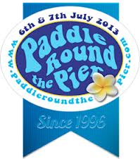 Paddle Round The Pier Charity Surf Festival