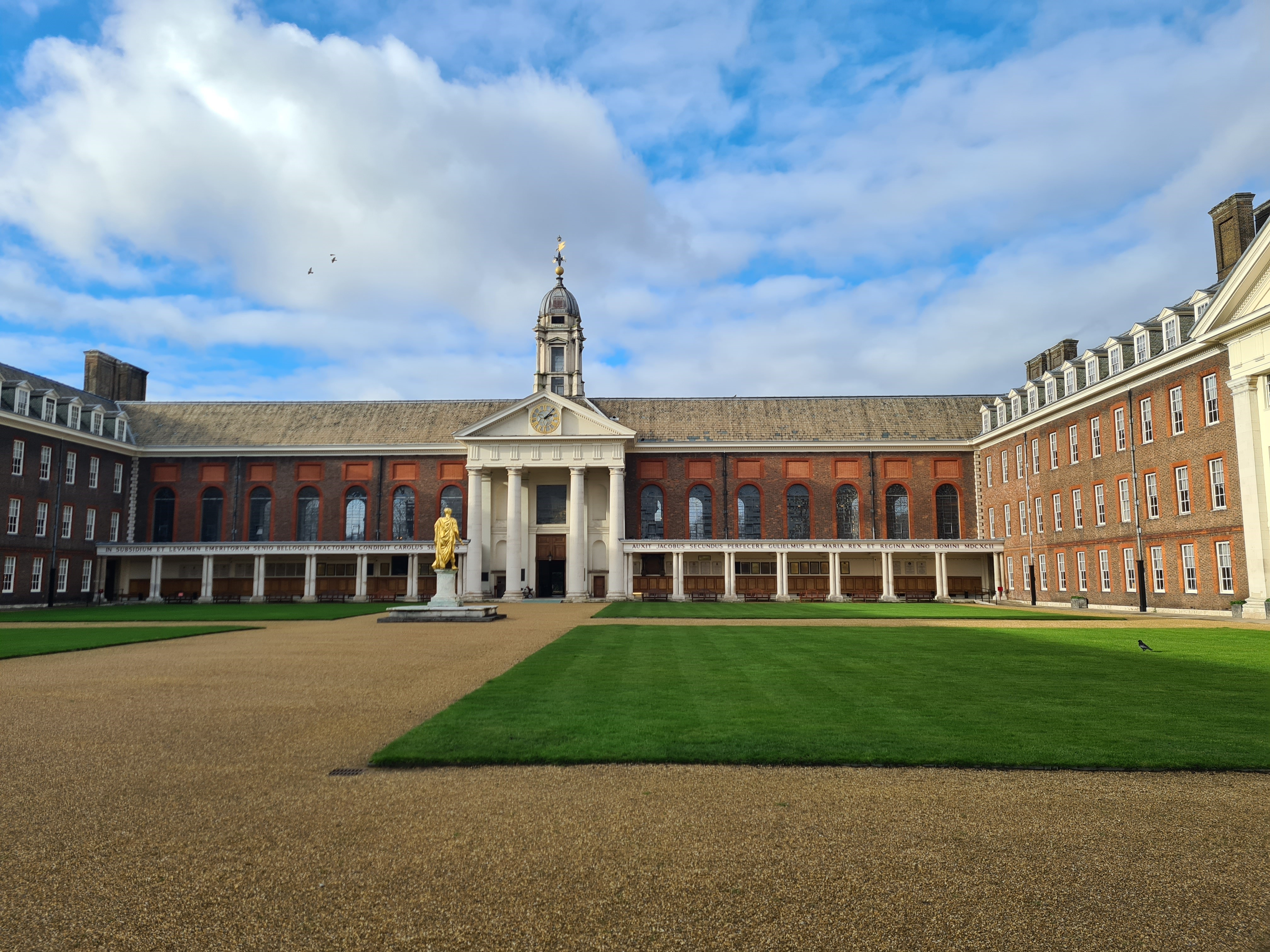 Refurbishment project underway at The Royal Chelsea Hospital