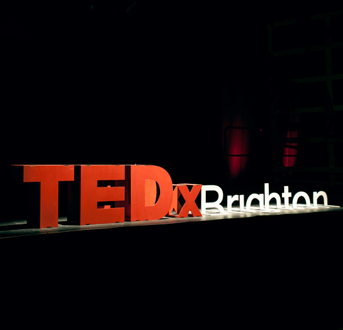Tedx Brighton: Colour for the Seven Ages of Man