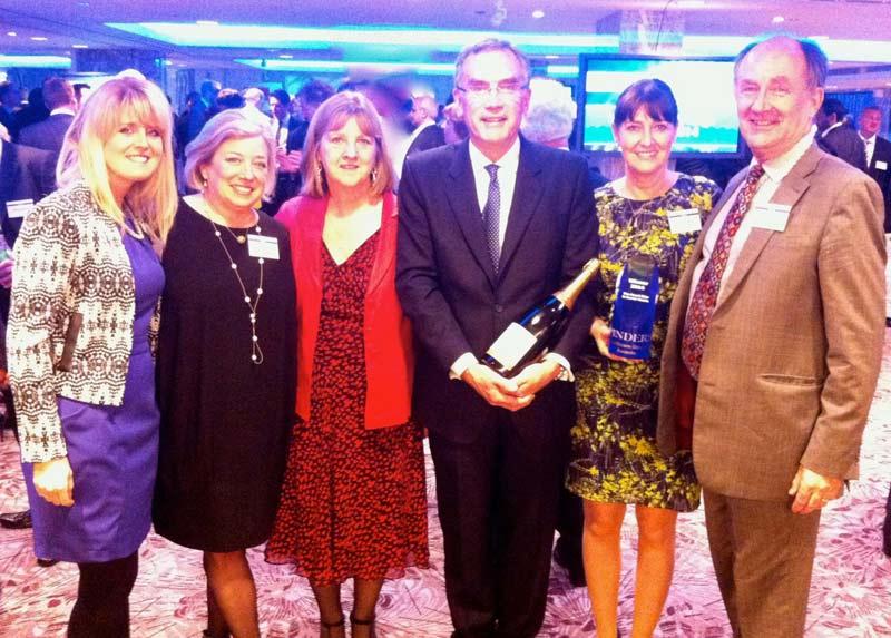Park Grove Wins Healthcare Design Award