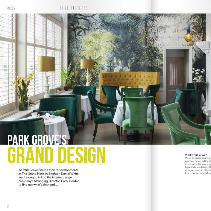 In the Press: The Grand Victoria Terrace