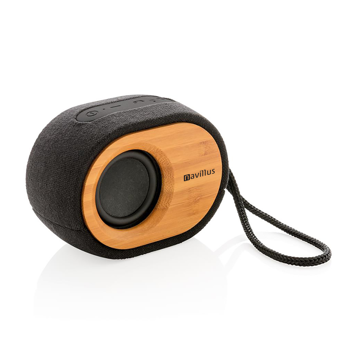 Sustainable Bamboo Bluetooth Speaker