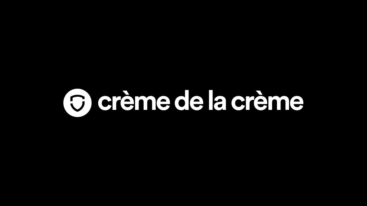 Homepage • crème blog