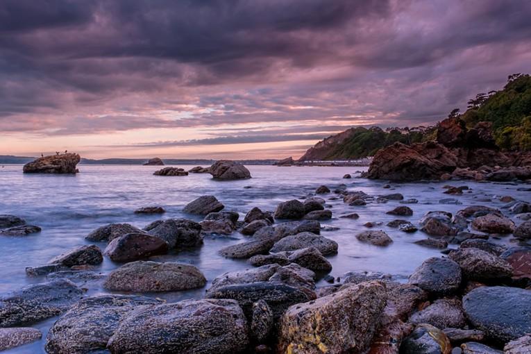 Meadfoot Beach, Torquay
